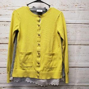 Cabi Belle Cardigan Sweater